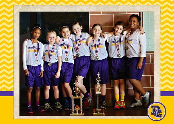 2014-2015 4th Grade Basketball