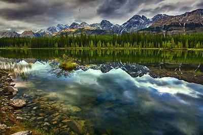 Canadian Rockies, Canada, Kananaskis Country - 加拿大, 洛矶山脉