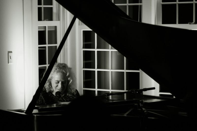 Carole King in Belmont