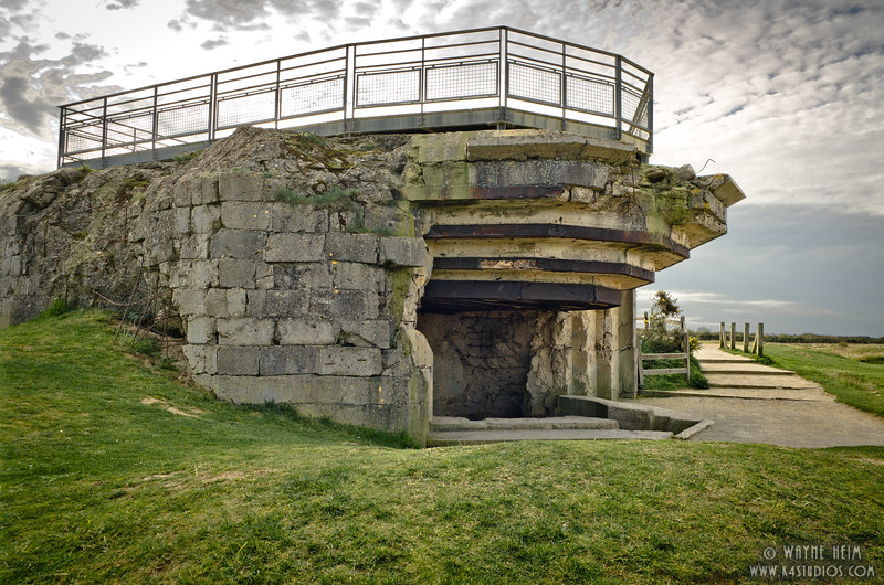 German Bunker 7 Photography by Wayne Heim