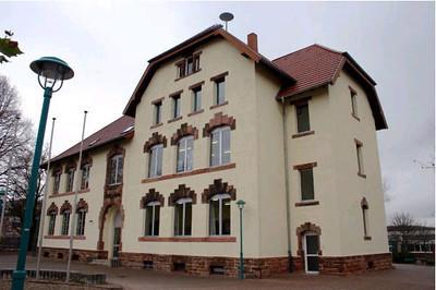 Gebäude erbaut von Eberbach