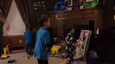 Henry dances January 2014