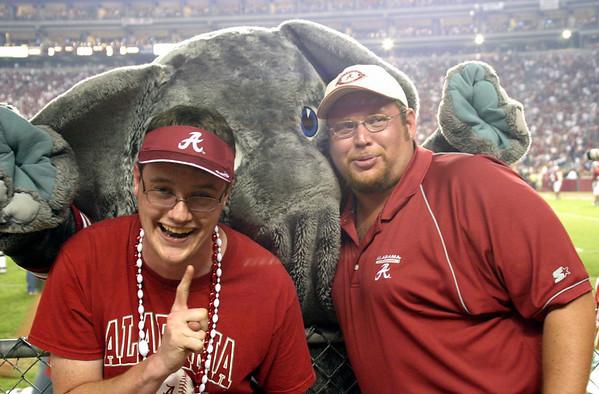 Alabama - south Carolina 2006