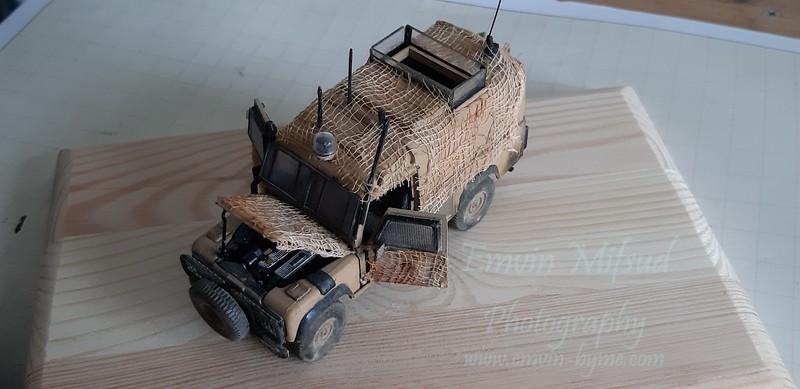 Snatch Land Rover 1/48