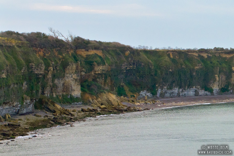 Cliffs of Normandy    Photography by Wayne Heim