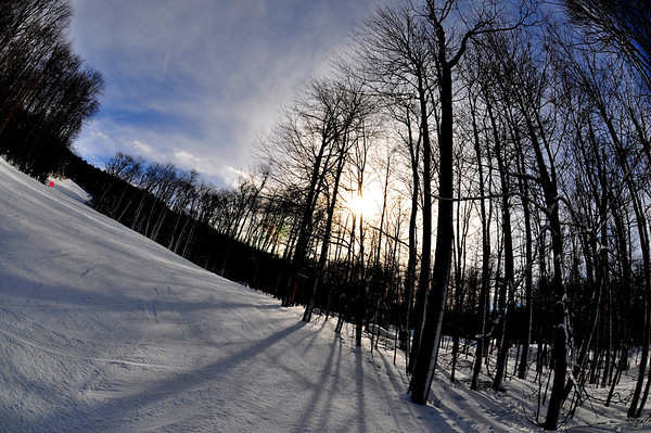 Snow Shoe West Virginia Photography
