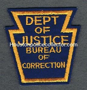 Pennsylvania Dept of Corrections