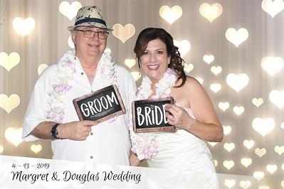 Margret & Douglas Wedding
