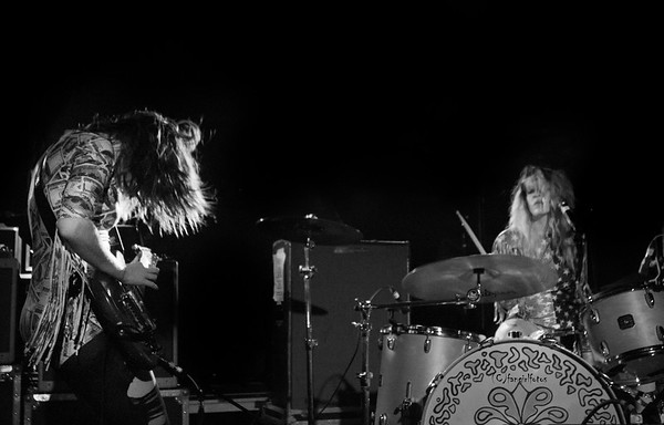 Deap Vally - The Masquerade 5 Nov 2016
