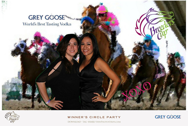2012-11-01 Breeder's Cup - Winner's Circle Party