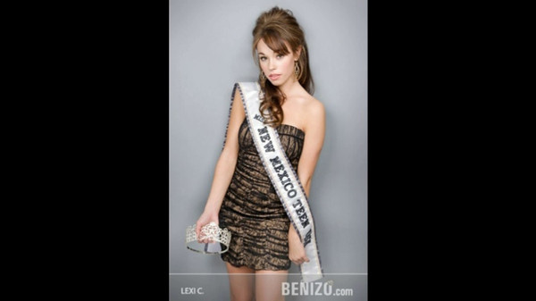 Lexy Castle Miss Teen New Mexico 2011