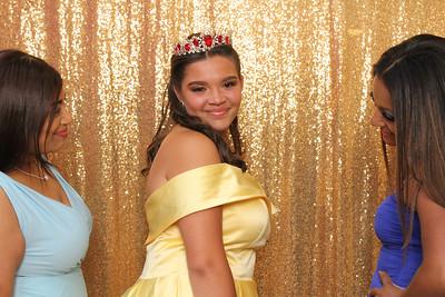 Photo Booth - Nathalia's Sweet 16