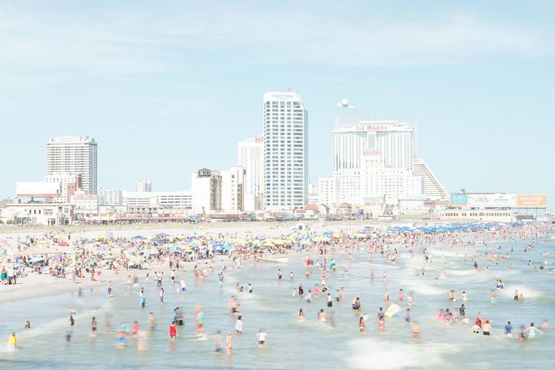Atlantic City View #1