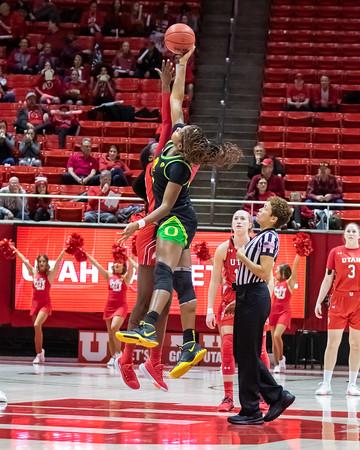 Women's Utah vs Oregon • 01-30-2020