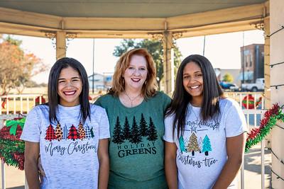 Karen and Girls