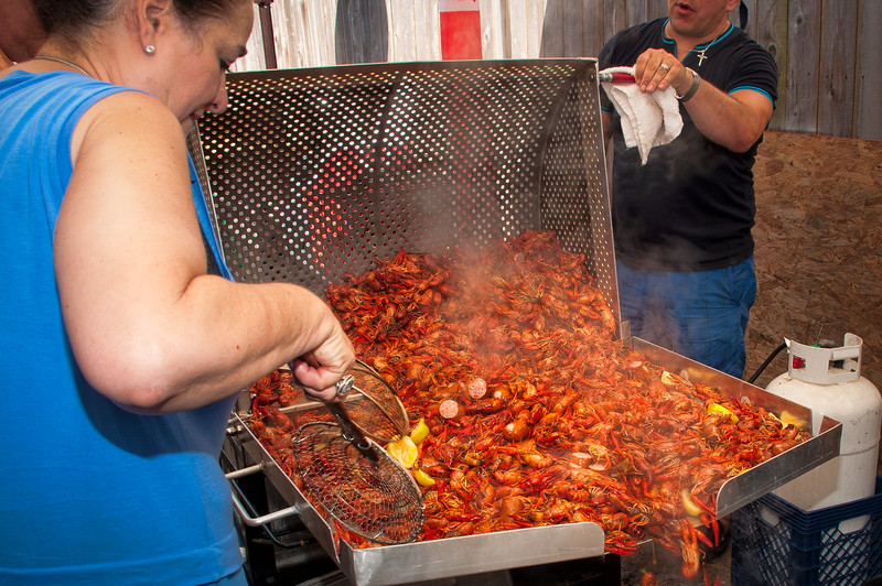2016 2nd Annual Polonia Restaurant Crawfish Boil