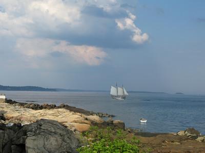 Fame in Salem Harbor