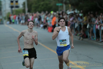 Open Mile - 2014 HealthPlus Crim Festival of Races