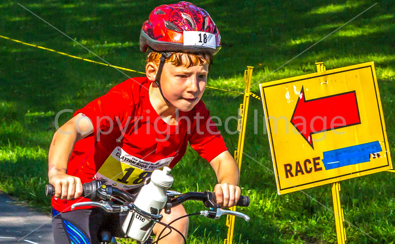 Clayton Kids Triathlon, 2015