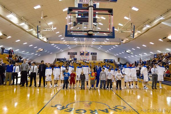 2011-12-08 Hillsdale College Men's Basketball vs. Findlay