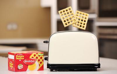 09/12/19 - Potato Waffles
