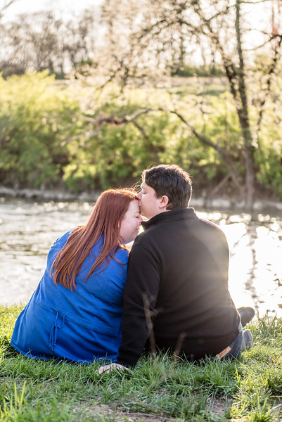 Alexandra and Nathan's Engagement Session