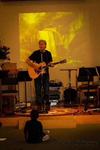 Fran McKendree Concert at Church of the Holy Spirit Oktoberfest