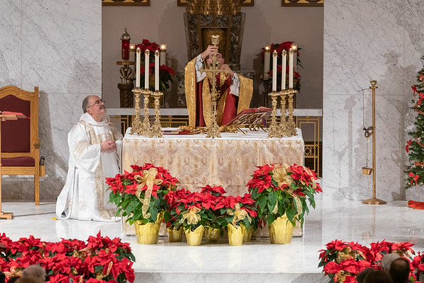 Christmas Eve Mass 2018
