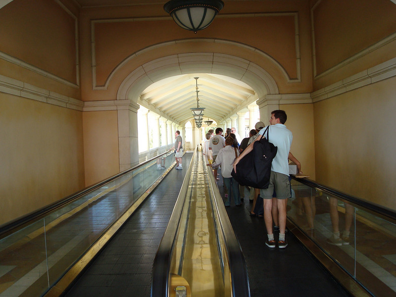 Moving Sidewalks