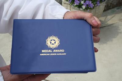American Legion Essay Winner, Lansford American Legion, Lansford (5-26-2012)