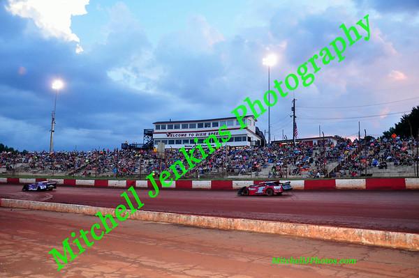 Dixie Super Bomber Championship  7/12/14