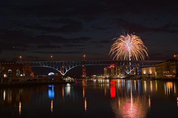 Cleveland Fireworks 2019