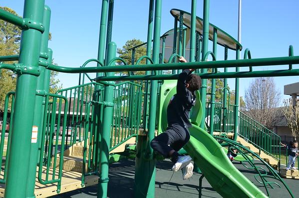 February Playground