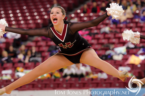 State Dance Championships 3-28-14