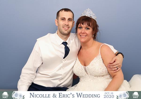 Nicolle & Eric's Wedding