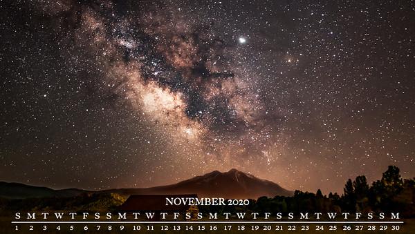 NOVEMBER 2020 CALENDAR - 1360 x 768