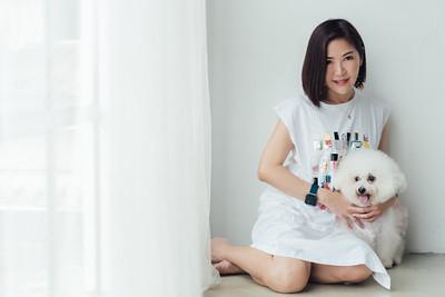 Sharon Chin Baby
