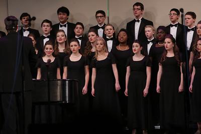 March Choir concert 2015
