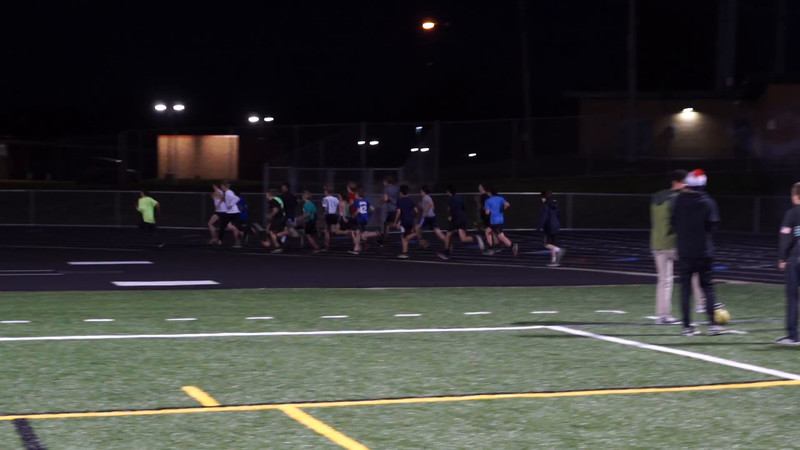 10-20-16 Mile Time Trial #2