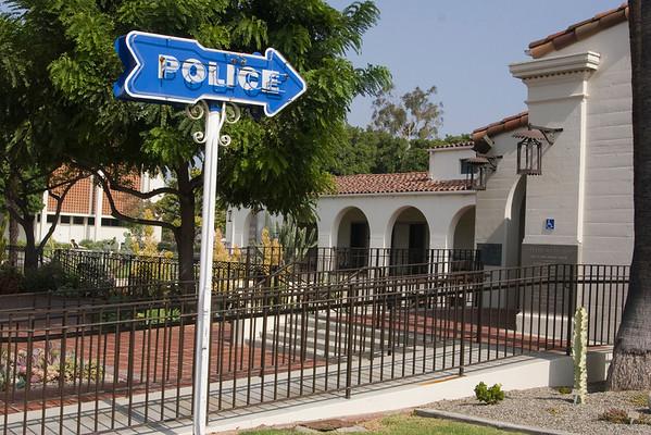 Fullerton Police Dept Car Wash