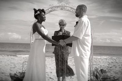 Ceremony - BW