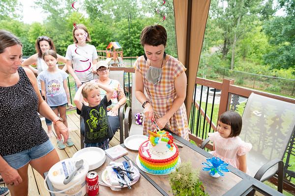 Dahlia B-Day Party