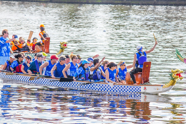 Dragon Boat Races Tampa 2013
