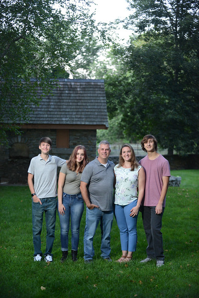 Bartlett Family - August 16th 2021