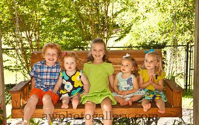 Waldrop Grandchildren