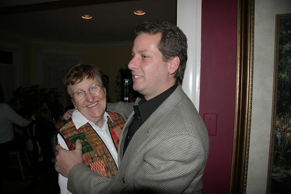 Bob Lindberg's memorial Oct 22, 2006