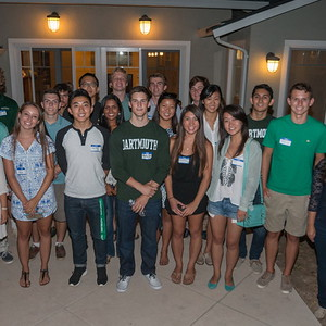 Dartmouth Class of '19 Sendoff Party 08/16/15