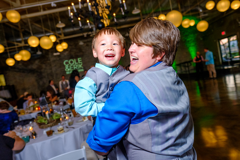 Cole & Erik's Prairie St. Brewhouse wedding