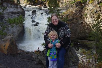 Yellowstone 2017 - best family photos