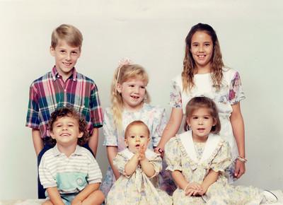 Evans Family Photos